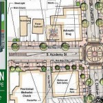 Cary Streetscape Architectural Plan