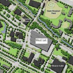 Site Location - West Campus (NCSU Master Plan)