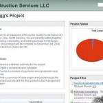 Project Website - Status, online documents, collaboration